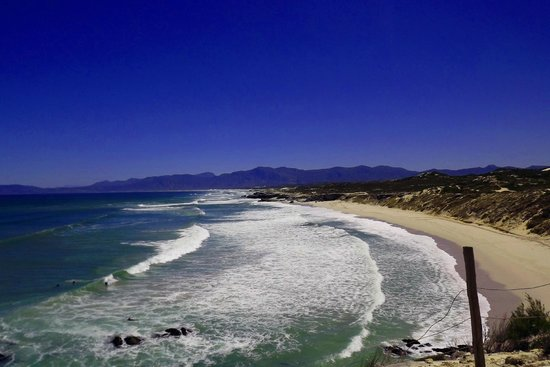 Grootbos Private Nature Reserve: Beach of the Hotel