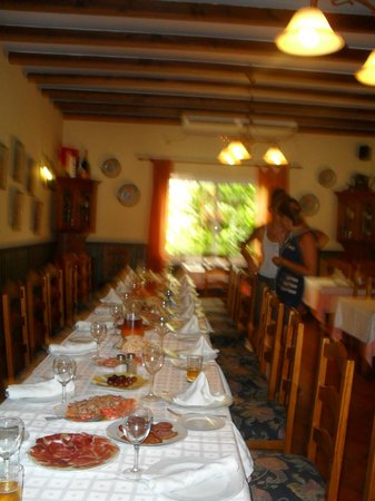 La Higuera Bar-Restaurante: Een gezellioge ambiance