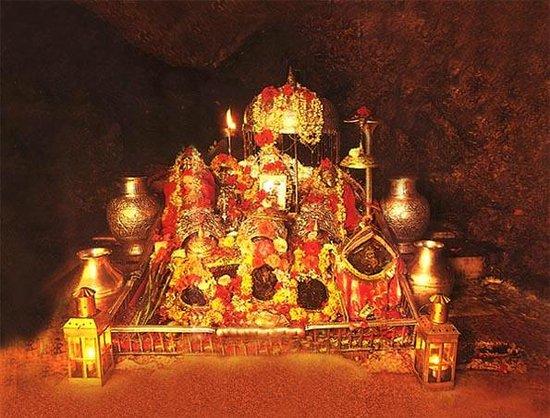 Vaishno Devi Mandir: Mata Vaishno Devi