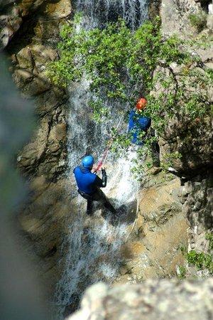 Эччика-Суарелла, Франция: Canyon de la Richiusa