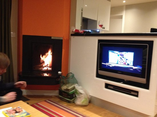 Center Parcs Longleat Forest: Nice n cozy