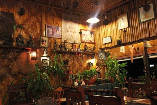 Sweet Dream Restaurant: Un coin du restaurant