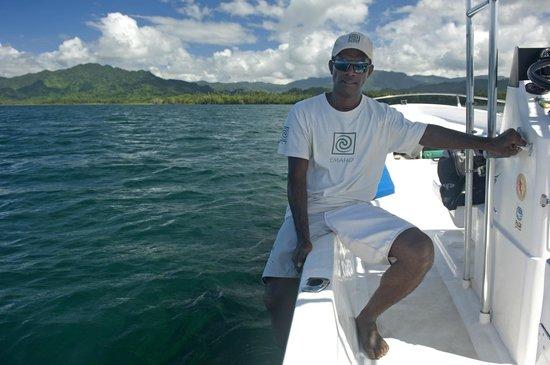 Emaho Sekawa Resort: Emaho Activities - Boat Trip