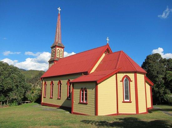 St Joseph's Church: The church