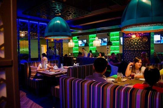 Bakshish Lounge-Cafe