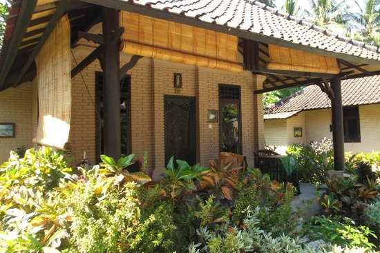 Hidden Paradise Cottages: Our Bungalow