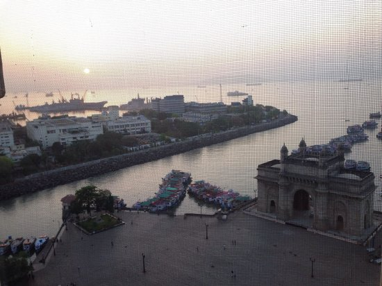 The Taj Mahal Palace: View from room