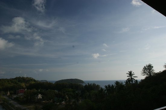Sunsuri Phuket: View from room