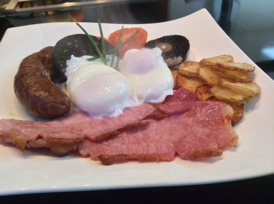 The award winning Abbotsleigh breakfast