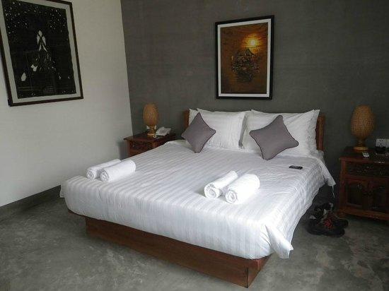 Mudra Angkor Boutique Hotel: ダブルーム