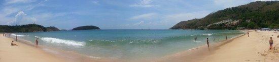 Sunsuri Phuket: The beach