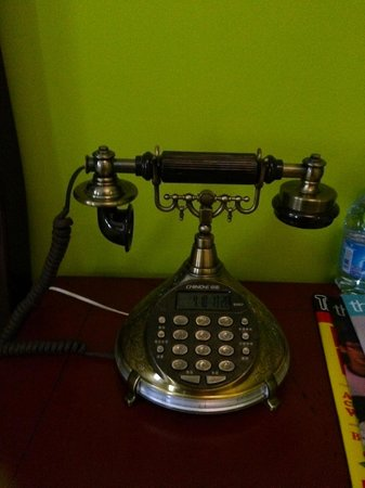 Hotel Cote Cour Beijing: Is this a phone?