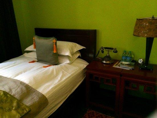 Hotel Cote Cour Beijing: Super Fresh & Soft Linens
