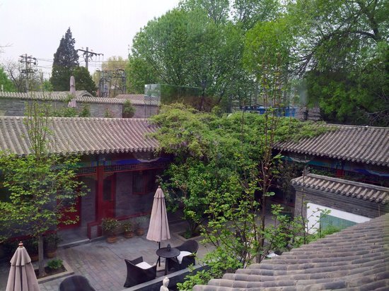 Hotel Cote Cour Beijing: Fragrant Trees