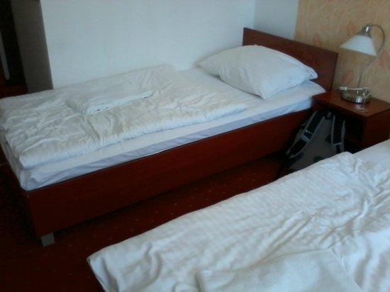 Canada Hotel: pokój