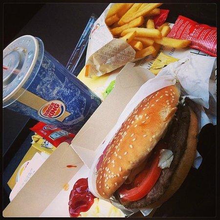 Burger King: Menu Whooper