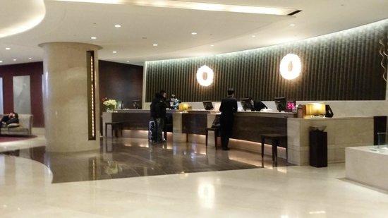 Lotte Hotel World : Lobby