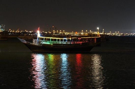 The Corniche : 屋形船