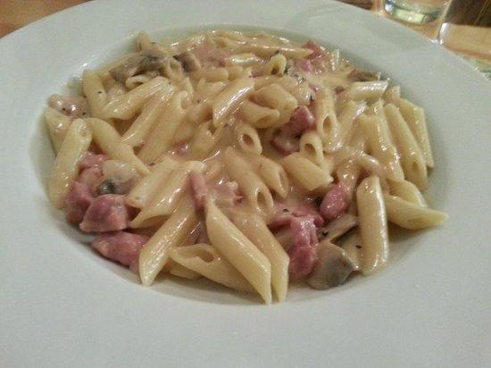 Pinnochio's : Carbonara