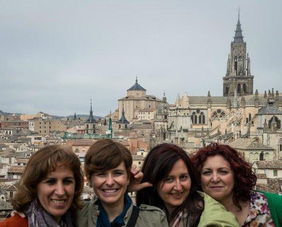Almunia de San Miguel: desde la terracita