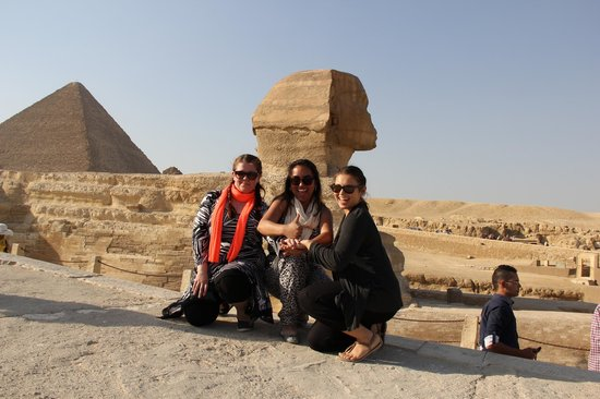 Ramasside Tours - Day Tours: The Sphinx