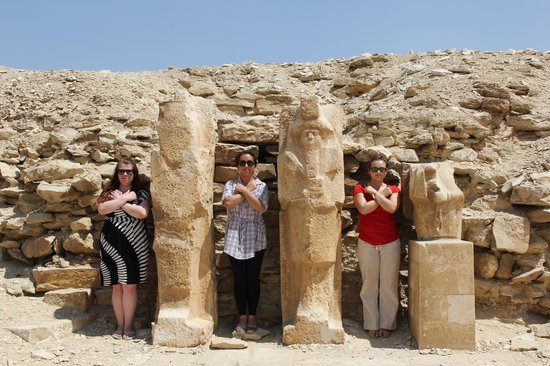 Ramasside Tours - Day Tours: Ancient Ruins in Old Cairo