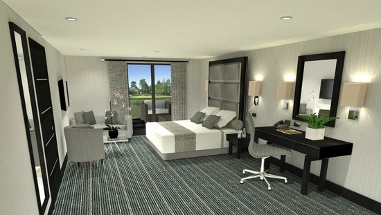 Kingswood Golf & Country Club: Computer visual of the accommodation facility opening in Summer 2014