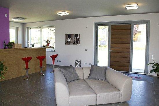 Relais Casa Sobrero: Reception