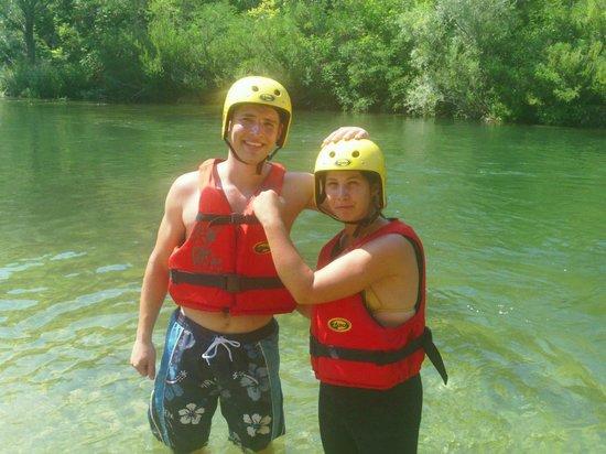 Rafting with Adventure Dalmatia