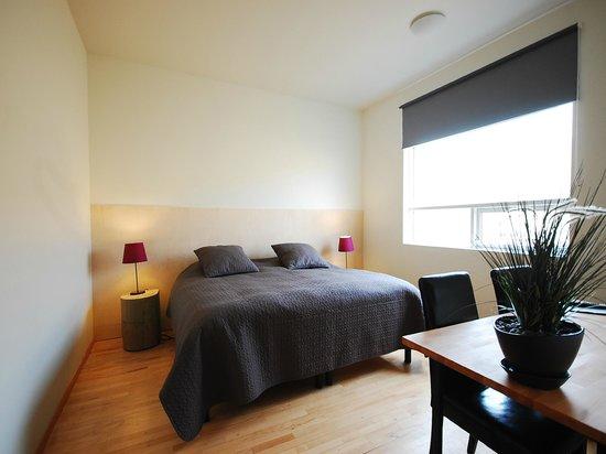 Volcano Hotel: Standard double room
