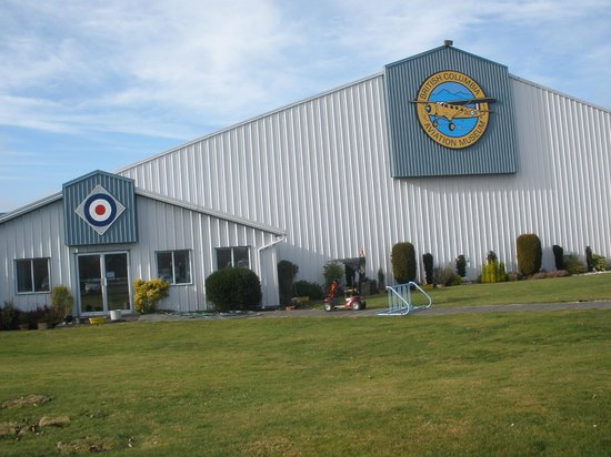 BC Aviation Museum