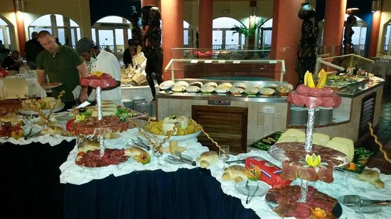 Royal Decameron Boa Vista: Cheese table