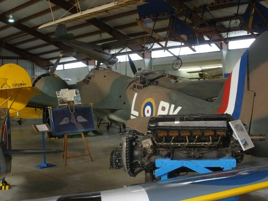 BC Aviation Museum : Avro Anson