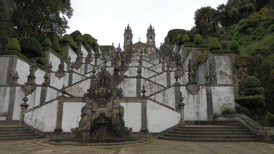 Bom Jesus do Monte : Лестница