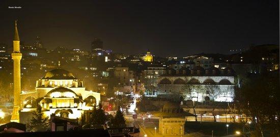 Karakoy Port Hotel: Θέα από το δωμάτιο