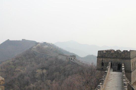 Gran Muralla China en Mutianyu: 是非冬に訪れてみたい
