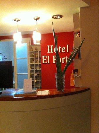 Las Rosas, Argentina: Hotel