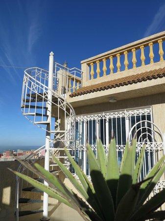 Tigmi Ocean Glory : terrace