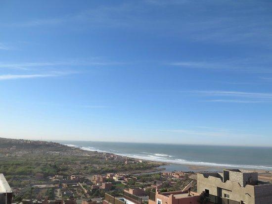 Tigmi Ocean Glory : ocean from the roof