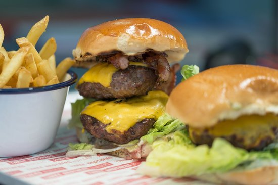 Three Brothers Burgers aboard Spyglass