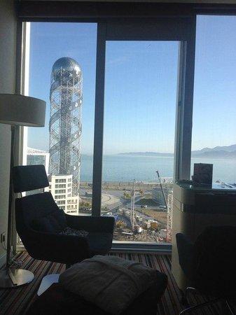 Radisson Blu Hotel Batumi: We enjoyed this hotel...