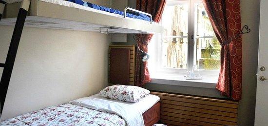 Langholmen Hostel: Two-bedded Cell