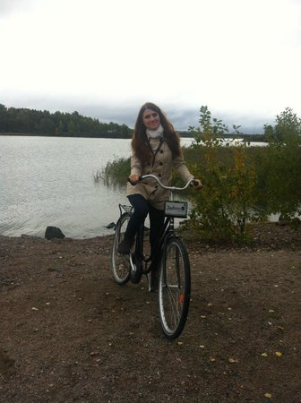 Radisson Blu Hotel, Espoo: Bike
