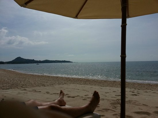 Samui Jasmine Resort : Says it all.........relaxing