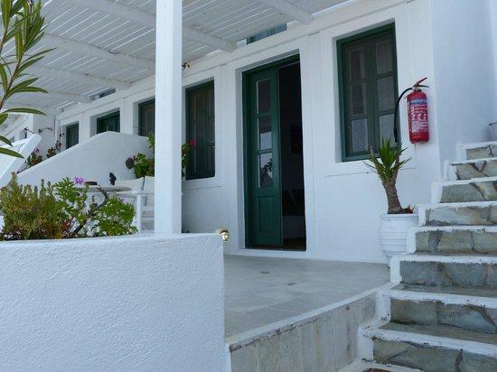 Dana Villas Hotel & Suites : Chambre