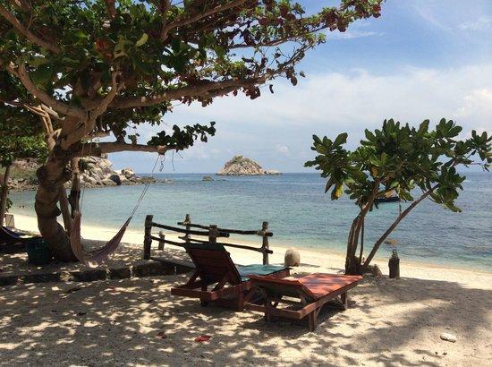 Coral View Resort Thailand : beach