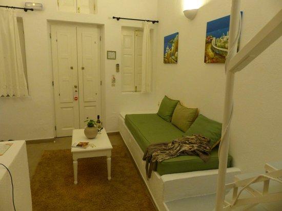 Infinity Suites - Dana Villas & Suites : Salon