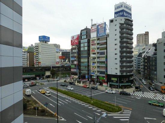 Tokyu Stay Gotanda: balcony