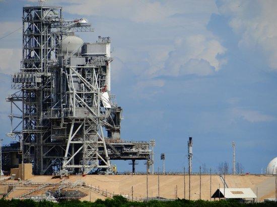 NASA Kennedy Space Center Visitor Complex : Visite obligatoire ! très intéressant :)