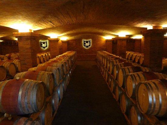 La Motte Wine Estate : Cellar